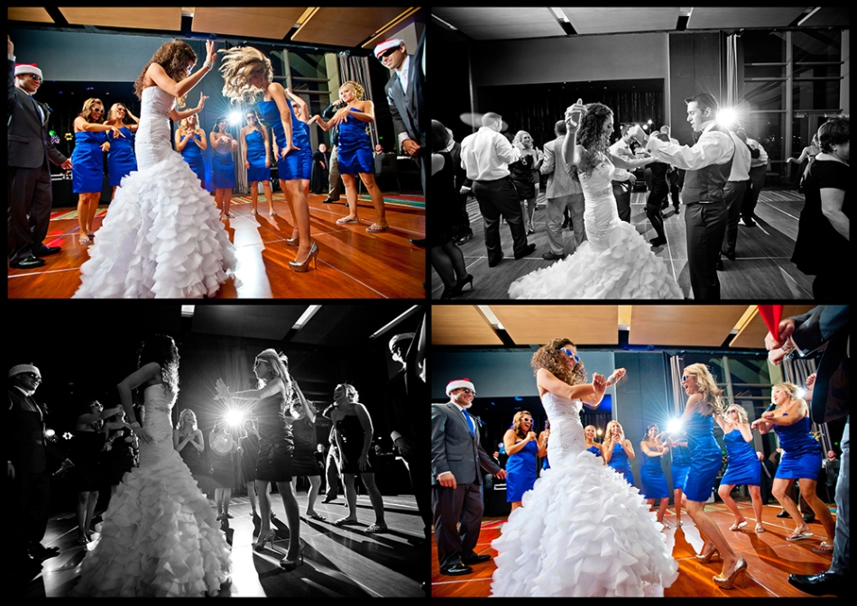 OWSP Pittsburgh Rivers Casino Wedding Dancing Reception