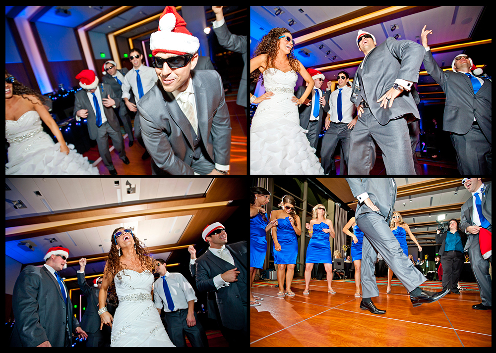 OWSP Pittsburgh Rivers Casino Wedding Gangnam Style Dancing