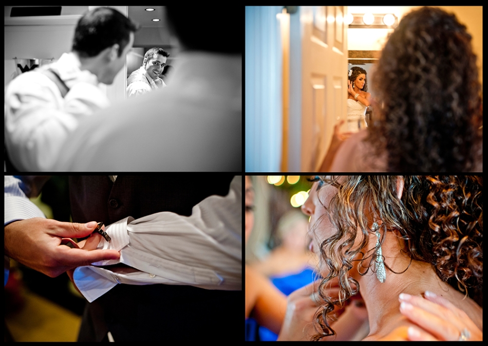 OWSP Pittsburgh Wedding Bride & Groom Getting Ready