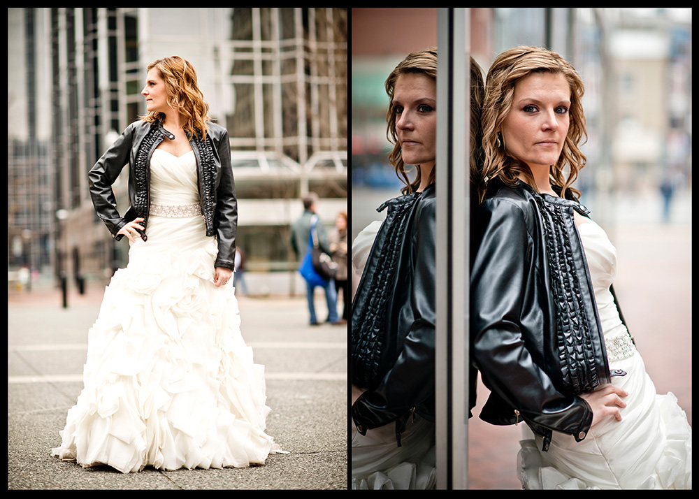 OWSP Pittsburgh Rock The Dress Leather Jacket