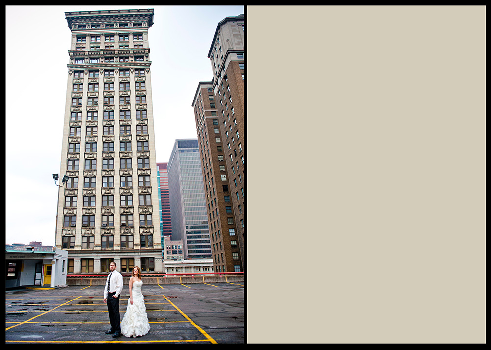 OWSP Rock the Dress Top of Building Moving to Chicago