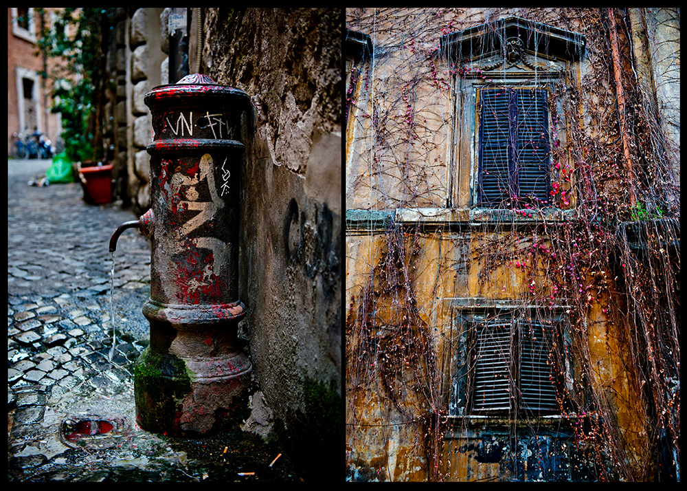 Textures & Colors Rome Italy