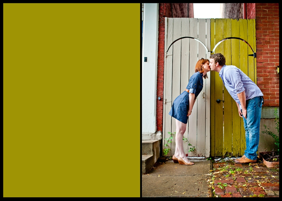 Pittsburgh-Engagement-Kiss