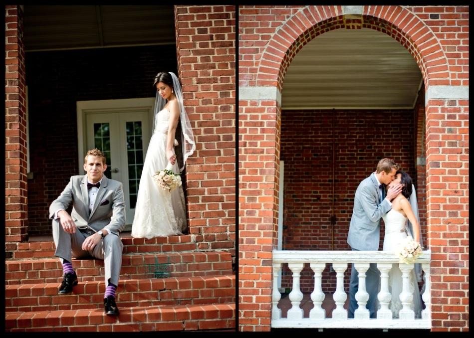 Bride-Groom-Brick-Building