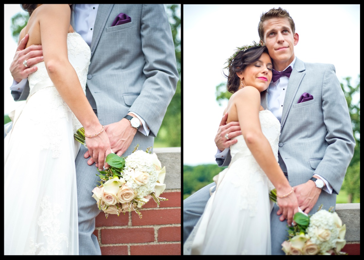 Bride-Groom-Portrait-Flowers