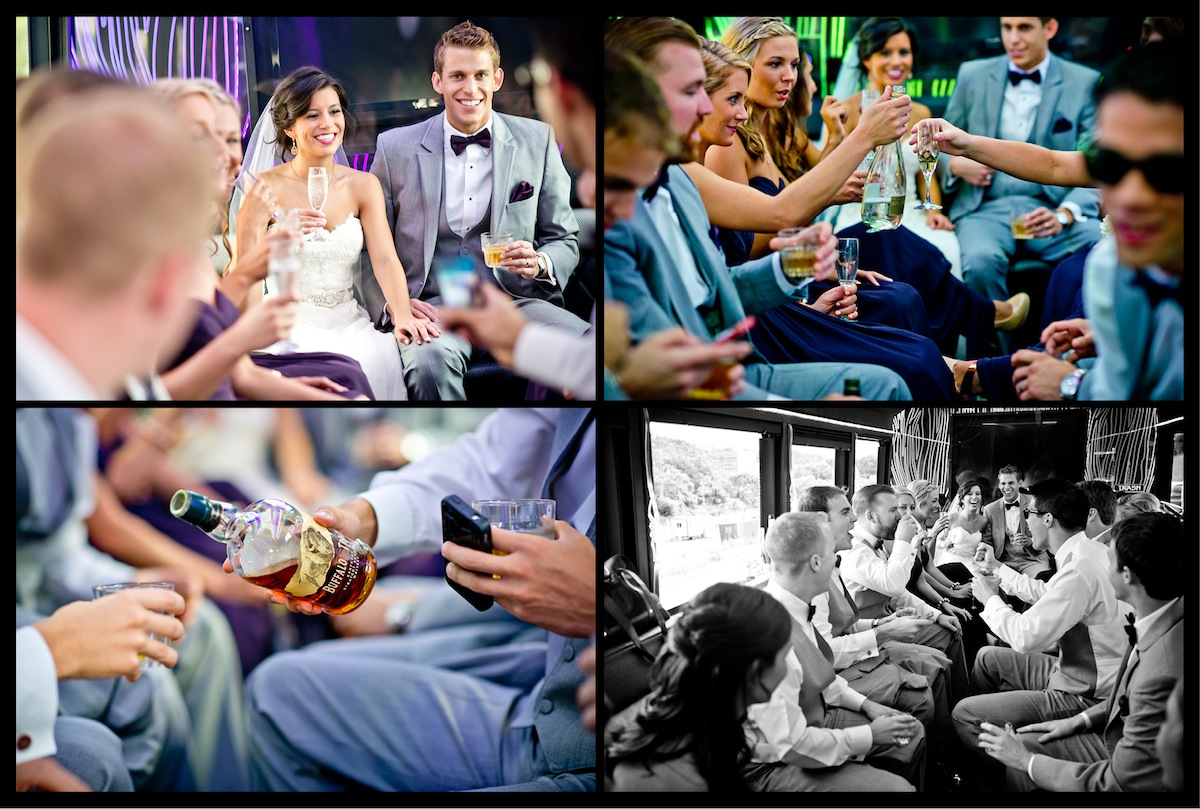 Wedding-Limousine-Party